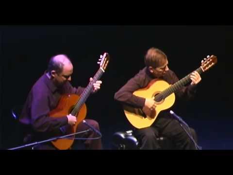 Juan Serrano and Bart Sullivan - Napa Opera House - Entre Olas