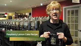 Pairing of the Week: Meyer Lemon Olive Oil and Raspberry Balsamic Vinegar