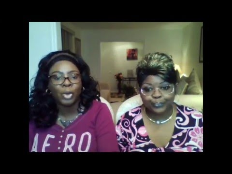 DIAMOND AND SILK BREAKING NEWS ABOUT PROTESTERS