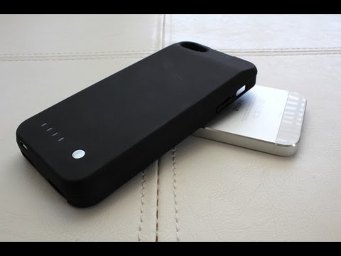 iPhone 5 Battery Case Review + Promo Code