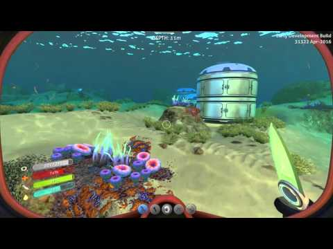 """""""THE BIG FLOATING ISLAND OF KNIFE STEALERS!!!"""" Subnautica Ep 08 1080p HD PC Gameplay Walkthrough"""