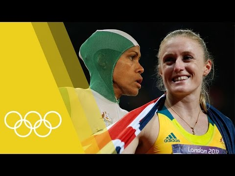 Sally Pearson on Cathy Freeman's Sydney 2000 gold
