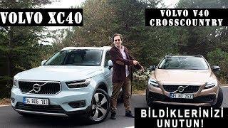 Volvo XC40 2019 D4 AWD Test Sürüşü / Hala alınır mı?