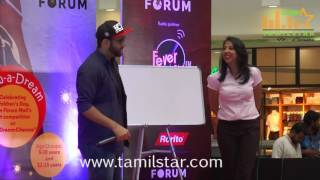Draw A Dream At The Forum Vijaya Mall