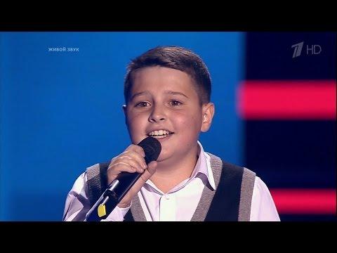 The Voice Kids Russia 2016. Ilya (Илья Путинцев) — «Mamma». Голос Дети 3