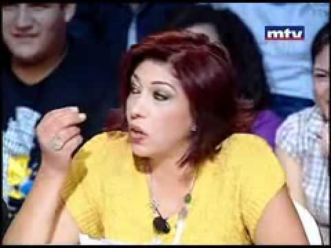 فضيحه لبنانية  مباشر كسكوس
