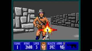 Wolfenstein 3D - Untitled Project WIP Programming Test.