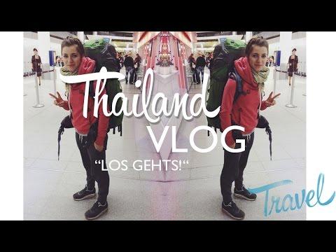 THAILAND VLOG  Packen, Vorbereiten, Abschied