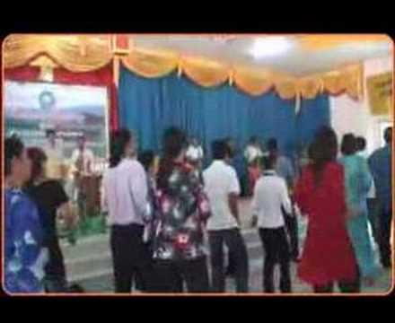 Pesta Pujian SIB Kaw. Meligan (PMM Long Pasia)