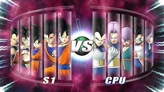 Dragonball Z Family-Battle! Goku vs. Vegeta