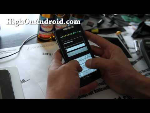 How to Run Your Home Internet Off Your Android Smartphone Wifi Tether!
