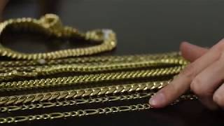 Liry's Jewelry - The Difference Between 10k, 14k, 18k, and 24k gold