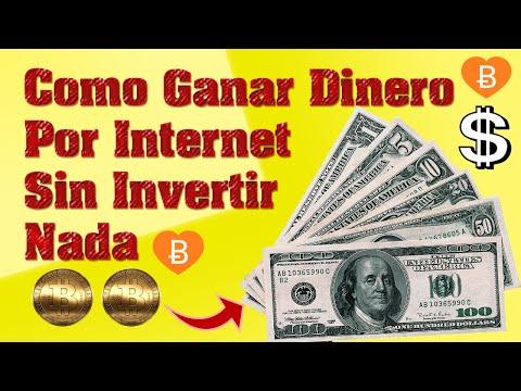 Como GANAR DINERO por INTERNET Sin Invertir Nada 2017 ¡ACTUALIZADO! Rápido y Fácil 100% Comprobado ?