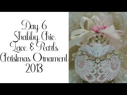 Day 6 of 10 Days of Christmas Ornaments with Cynthialoowho