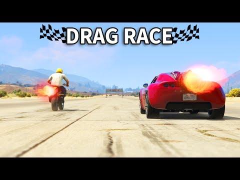 GTA V - Oppressor vs Rocket Voltic