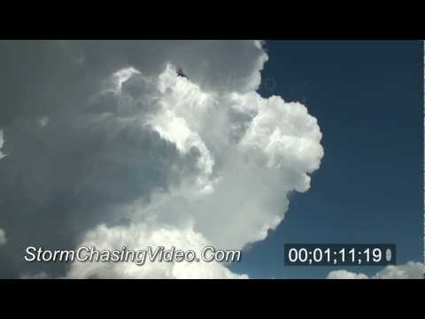 8/11/2011 Cloud Time Lapse Stock Footage B-Roll