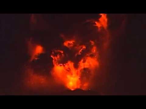 Volcán Calbuco: dos violentas erupciones esta madrugada ponen en vilo al Sur de Chile y Argentina