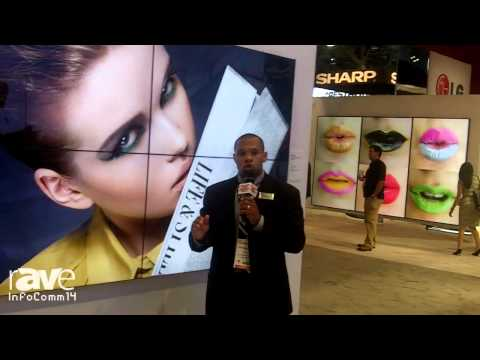 InfoComm 2014: LG Intros its 55LV77A Ultra Slim Video Wall