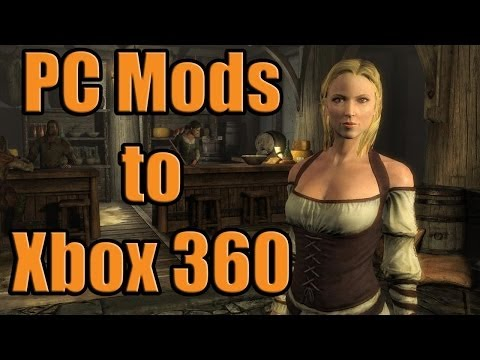 How to | Convert Skyrim PC Mods to Xbox 360 | Tutorial