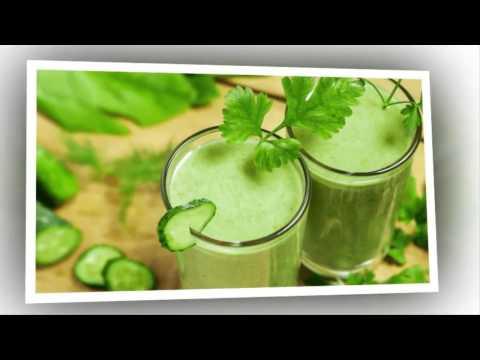 Как быстро убрать жир с живота  Зеленый кефир