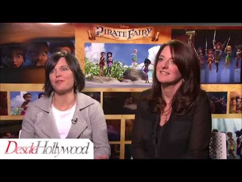 The Pirate Fairy: Director Peggy Holmes and Producer Jenni Magee-Cook