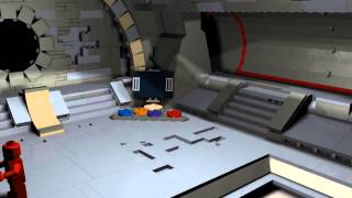 Behind the scenes: LEGO Teenage Mutant Ninja Turtles: Secret Lair | LEGO Animation | TwinToo Bricks