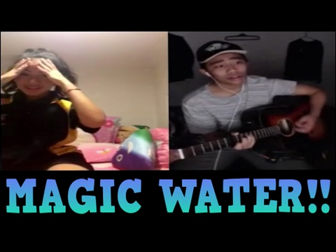 Singing To Girls On Younow [Magic Water Trolling] [2017]