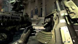 Прохождение игры калов дьюти модерн варфаер 4 миссия 1