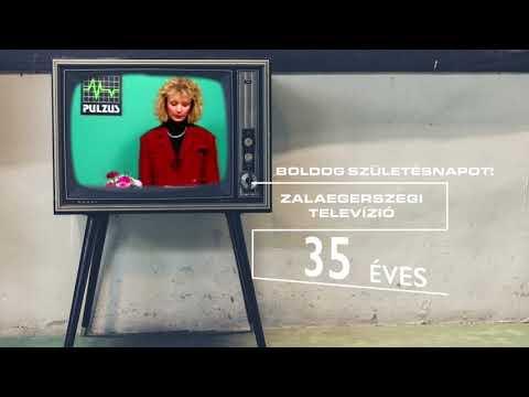 Boldog születésnapot! - 35 éves a Zalaegerszegi Televízió