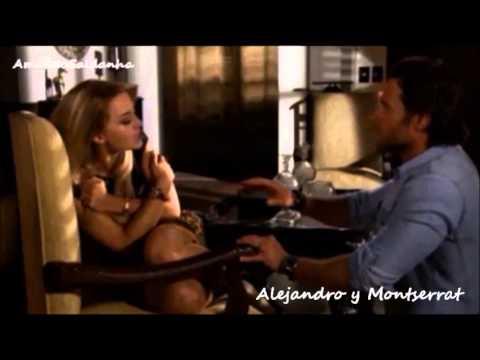 Alejandro y Montserrat - Ciego - Lo Que La Vida Me Robó