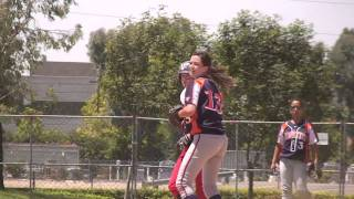 Haylee Haas 2011 Softball Highlights