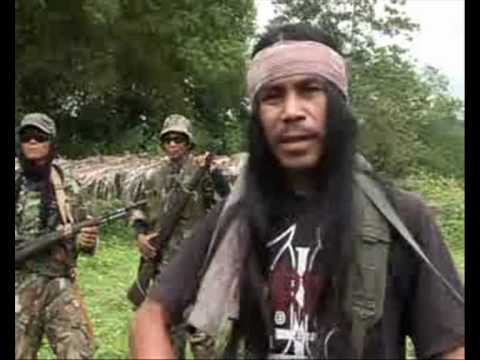 'god's Army' - Filipino Christian Militias Fighting Back Against The Islamists video