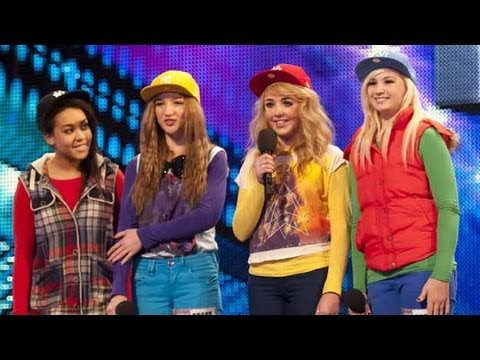 B Minor - Britain s Got Talent 2012 audition - UK version