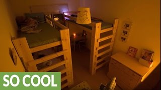 Time lapse shows incredible bedroom transformation