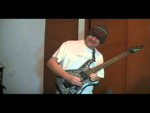 Joe Satriani - Dog With Crown And Earring