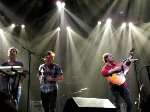 Thumbnail of video Grizzly Bear- All We Ask (Live @ Crossing Border)