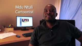 Cartoonist Mdu teams up with Corruption Watch