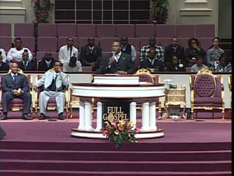FGHT Dallas: Don't Let It Break You- Bishop Herman Murray
