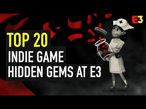 Top 20 E3 2018 Indie Game Hidden Gems