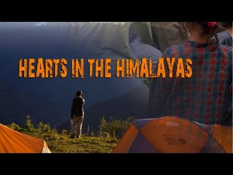 HEARTS IN THE HIMALAYAS