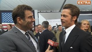 What Surprises Brad Pitt About Being Married to Angelina Jolie