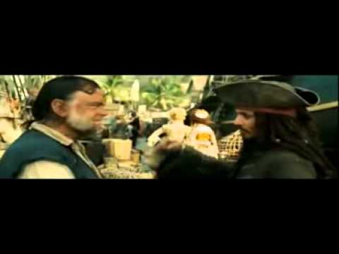 Pirates Of The Caribbean 4 The Fountain Of Youth Teaser video