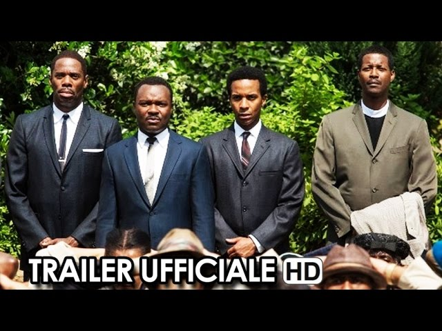 Selma - La strada per la libertà Trailer Ufficiale Italiano (2015) - Oprah Winfrey Movie HD