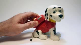 Paw Patrol Marshall Stop Motion Play Doh claymation plastilina playdo Patrulla canina de cachorros