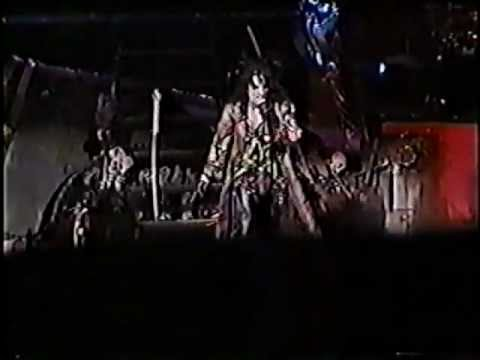 Alice Cooper - Sex Death And Money   Brutal Planet   Dragontown (live In Toronto 2002) video