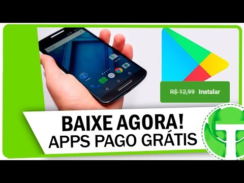 BAIXE AGORA MESMO! 4 Apps pago de GRAÇA na Google Play