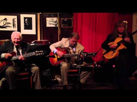 Guitar Trio-Bucky Pizzarelli, Ed Laub, Walt Bibinger