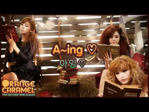 Orange Caramel - A~ing  [audio] video