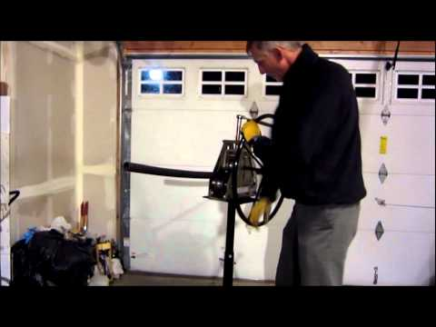 Roller Tubing Bender Demonstration