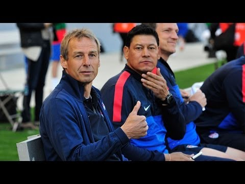 Jurgen Klinsmann - Mexico camp will measure who makes World Cup roster